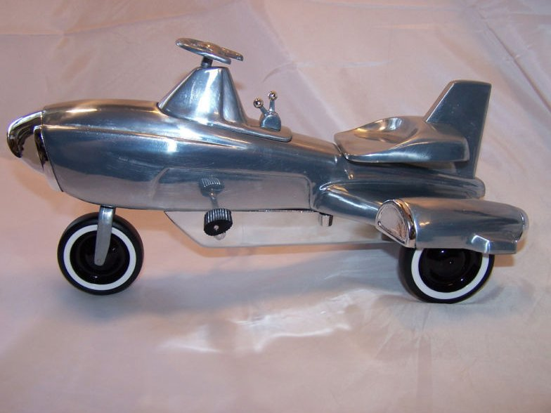 Image 2 of Atomic Missile Die Cast Working Scale Model, Xonex