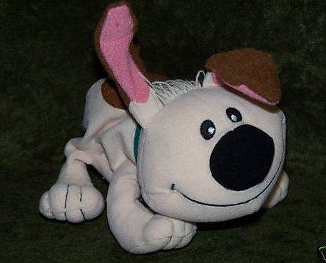 Disney Mulan Little Brother Puppy Plush Stuffed Animal