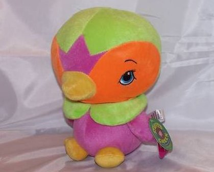 Baby Parrot Chick Plush Stuffed Animal, New With Tags