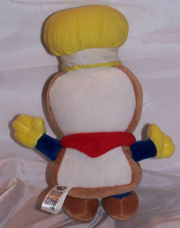 Image 1 of Nickles Bakery Mr. Slice Stuffed Plush, Limited Edition