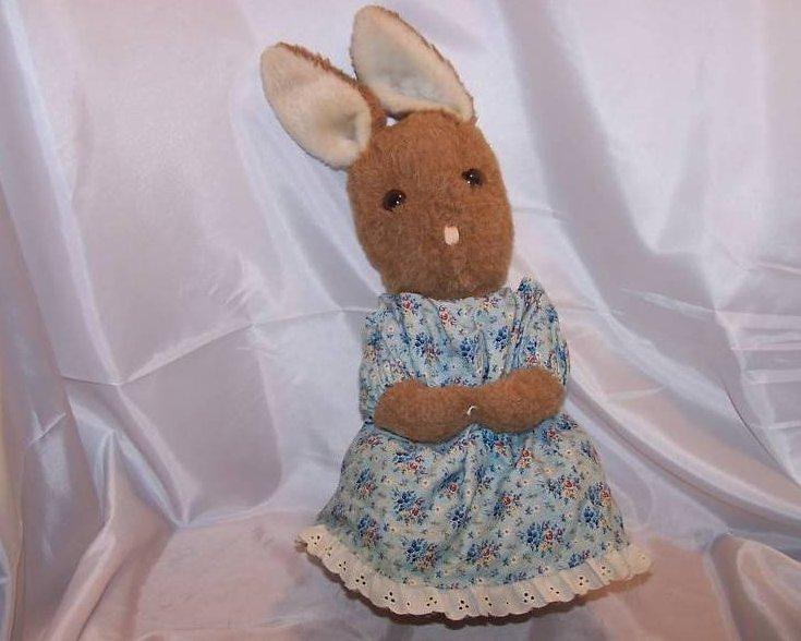 Eden Rabbit Bunny Plush Stuffed Animal, Vintage