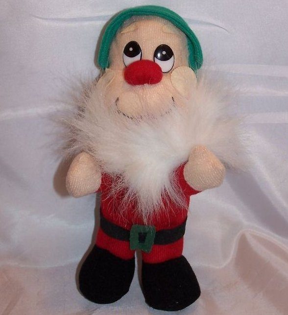 Dan Brechner Santa Plush Stuffed Toy