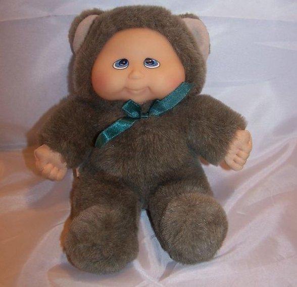 Kuddle Love Kids Brown Bear Plush Stuffed