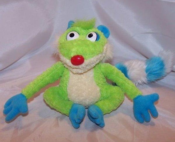 Jim Henson Mini Plush Treelo Plush Stuffed Animal
