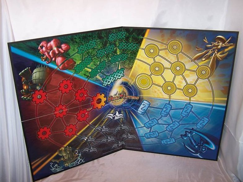 Image 1 of Duel Masters Board Game, Milton Bradley