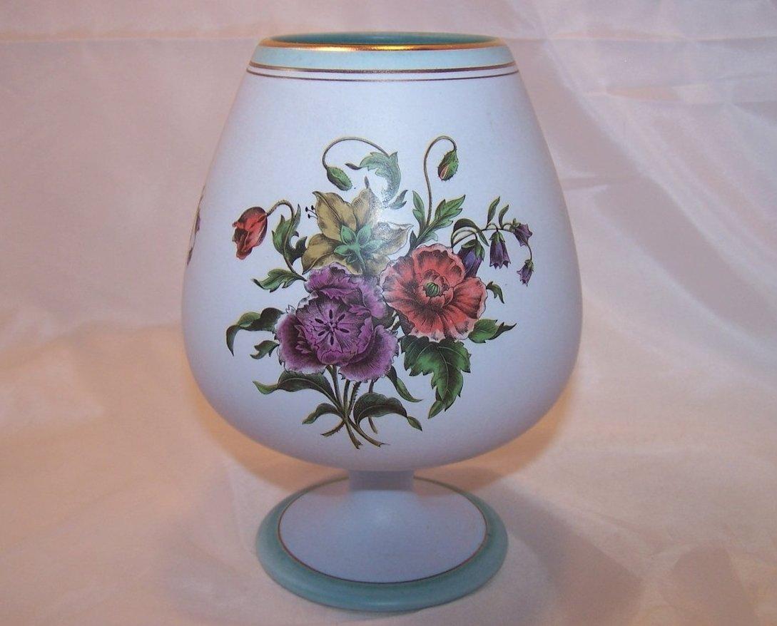 Flora Keramiek Gouda Holland Sandra Short Vase, Number 1846