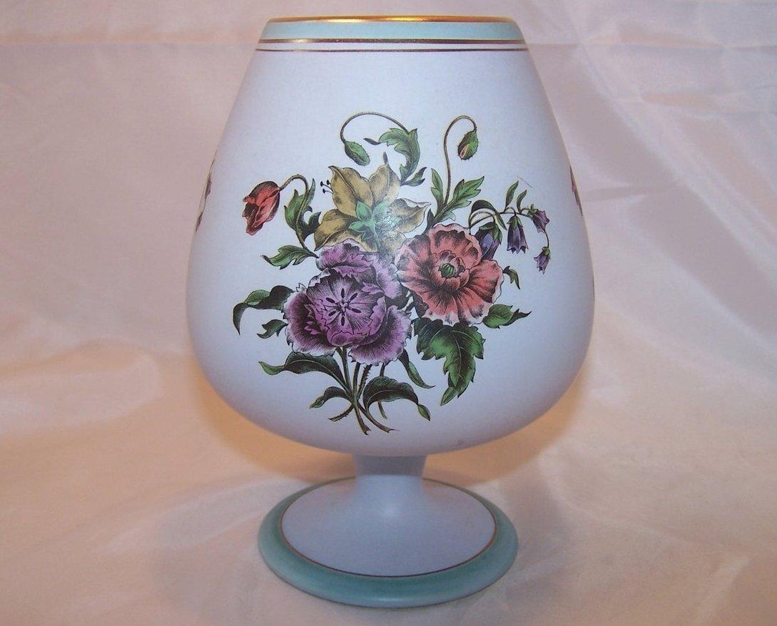 Flora Keramiek Gouda Holland Sandra Short Vase Number 1846