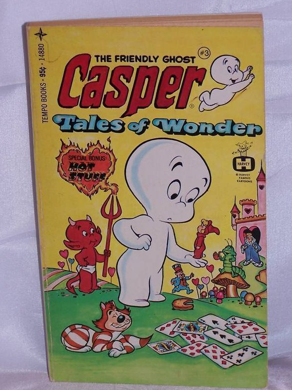 Casper, the Friendly Ghost, Tales of Wonder Book, Comic