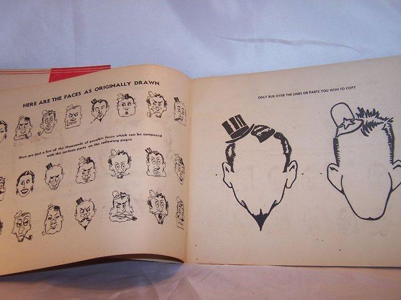 Image 4 of Kopeefun Magic Copy Book Copies Cartoons, Pictures 1940