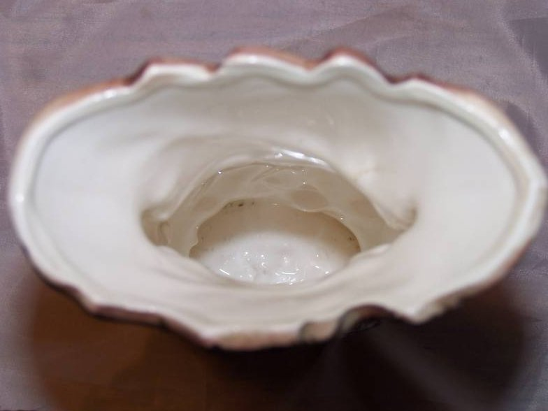 Image 3 of Golden Acorn Accessories Vase, Japan Japanese