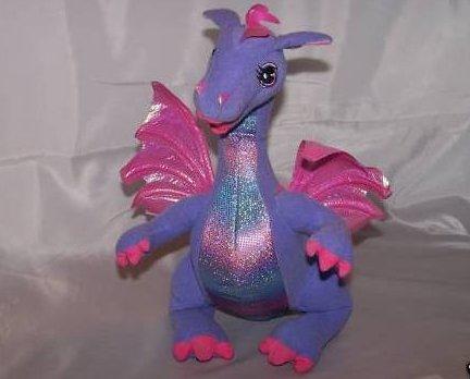Mattel Barbie Rapunzel Penelope Dragon