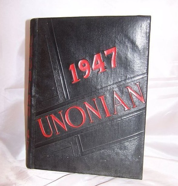 1947 Mount Union College Yearbook, Alliance OH, Bonuses