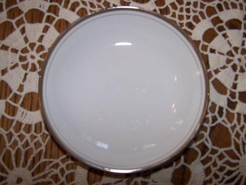 Royalton China White Porcelain Bowl Japan, Minor Flaws