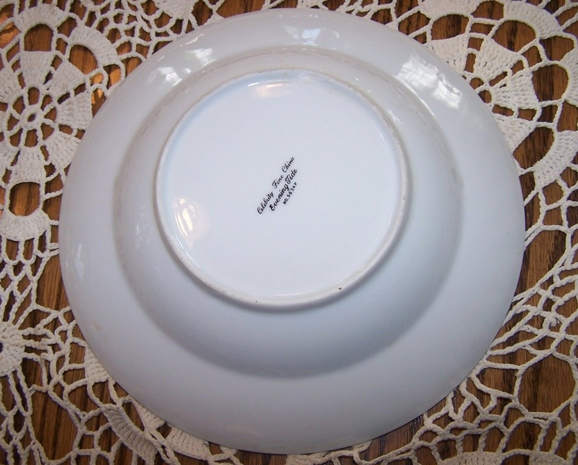 Image 4 of Celebrity Evening Tide 6  Piece Plate, Cup Place Setting