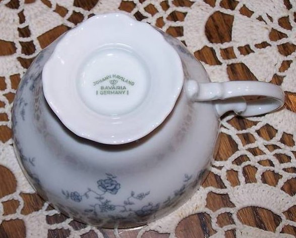 Image 2 of  Johann Haviland Bavaria Germany Teacup Cup Only
