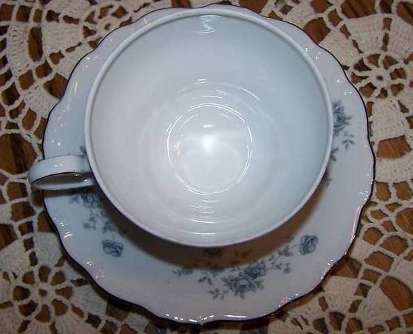 Image 1 of  Johann Haviland Bavaria Germany Saucer Teacup Tea Cup