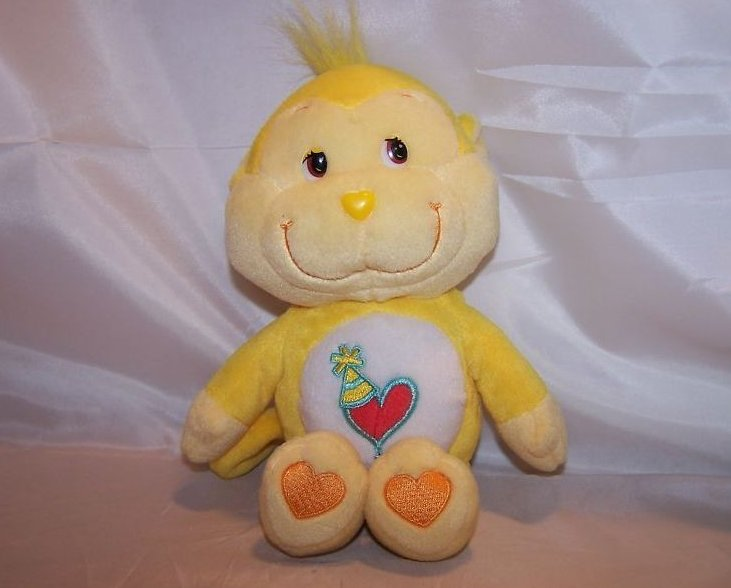 Care Bear Cousin, Playful Heart Monkey Plush Stuffed