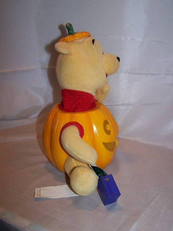 Image 3 of Music Box Winnie the Pooh and Pumpkin, Disney