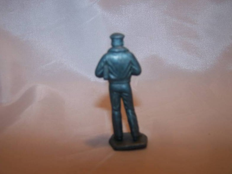 Image 2 of Toy Plastic Air Force Officer, Pilot