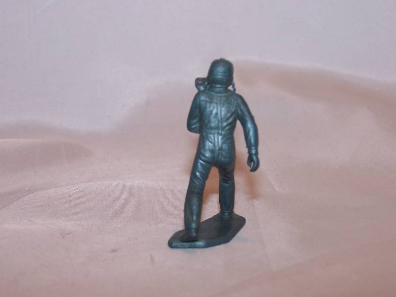 Image 2 of Toy Plastic Air Force Pilot, Running