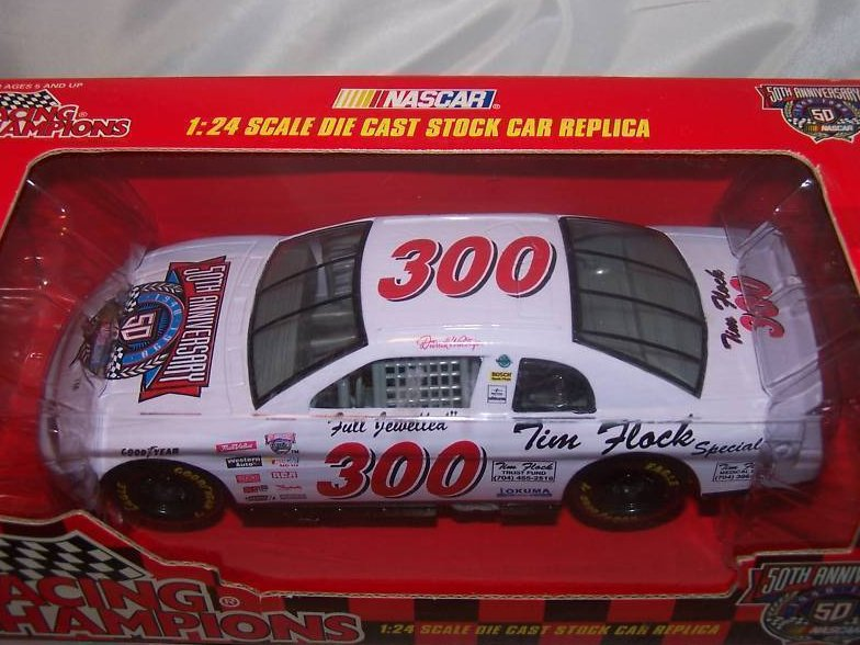 Darrell Waltrip Race Car 1998 NASCAR 50th Anniversary