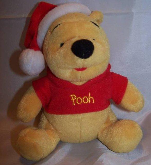 Winnie the Pooh Snowman Pooh Stuffed Plush, Disney