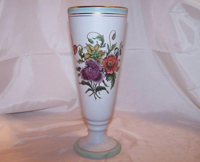 Flora Keramiek Gouda Holland Sandra Vase, Number 1835