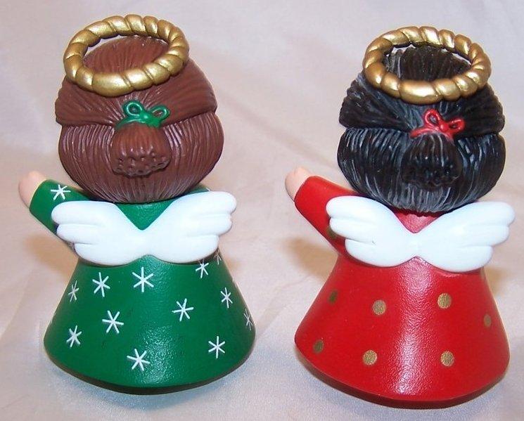 Image 2 of Christmas Angel Salt and Pepper Shakers Shaker Set, Hallmark