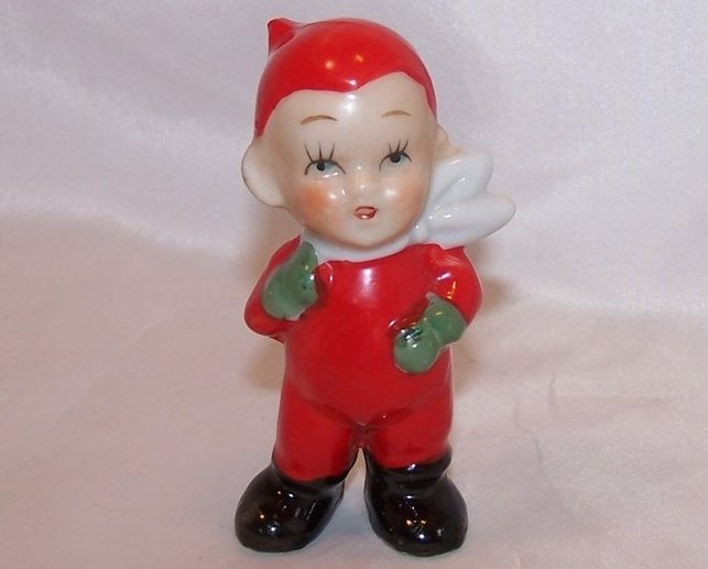 Image 0 of Elf Pixie Figurine, 3 Inches, Japan Japanese