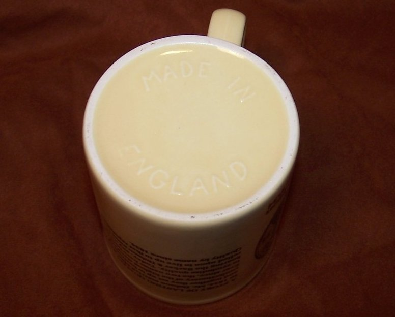 Image 5 of Barker and Dobson Candy Company Advertising Cup Mug, England