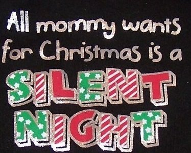 All mommy wants for Christmas Onesie Onesy, LS, New