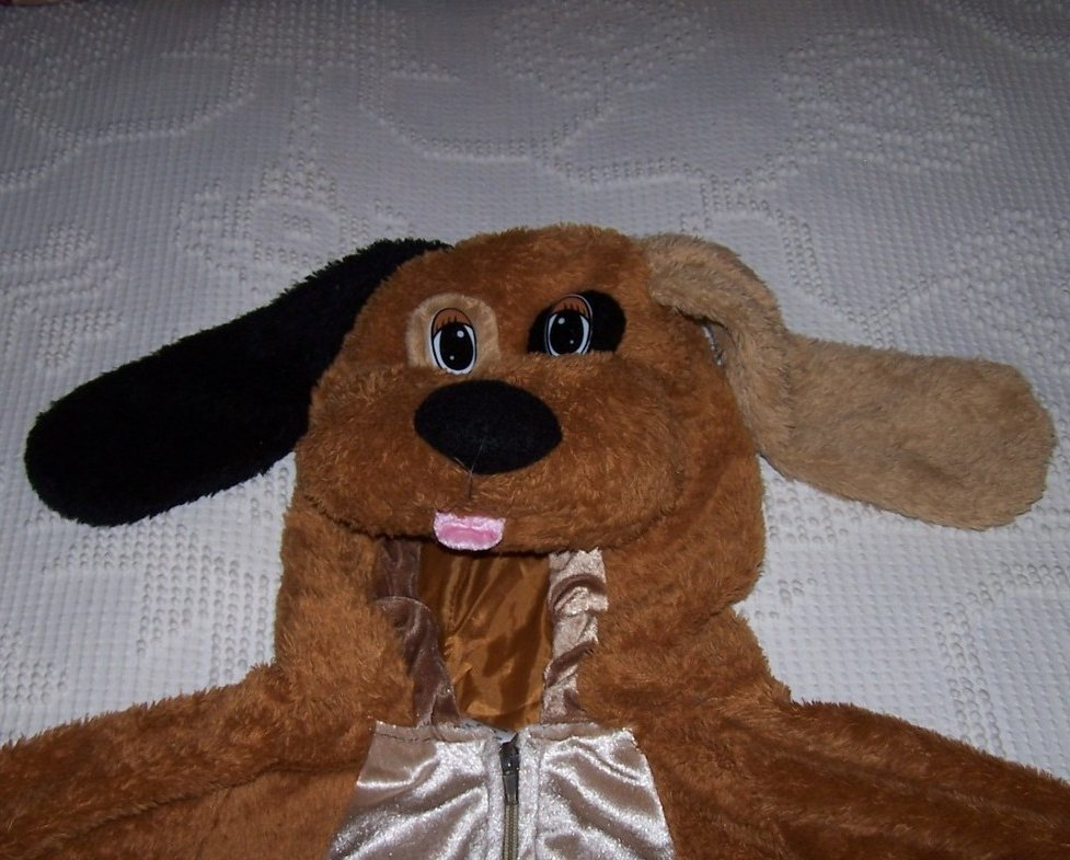 Image 0 of Beagle Dog Plush Costume, Kids Small