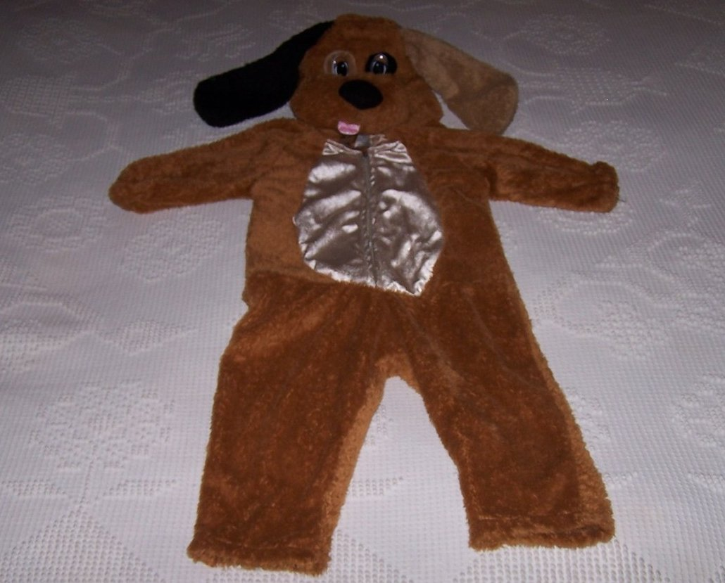 Image 1 of Beagle Dog Plush Costume, Kids Small