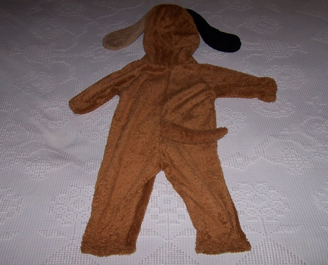 Image 2 of Beagle Dog Plush Costume, Kids Small