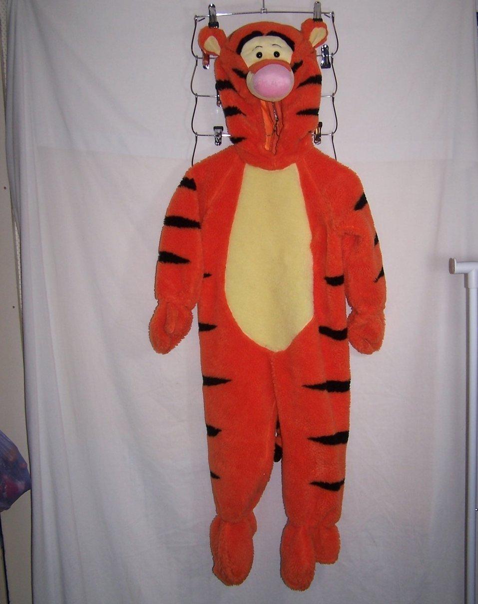 Tigger Plush Costume, Sz 4 to 6, Winnie the Pooh