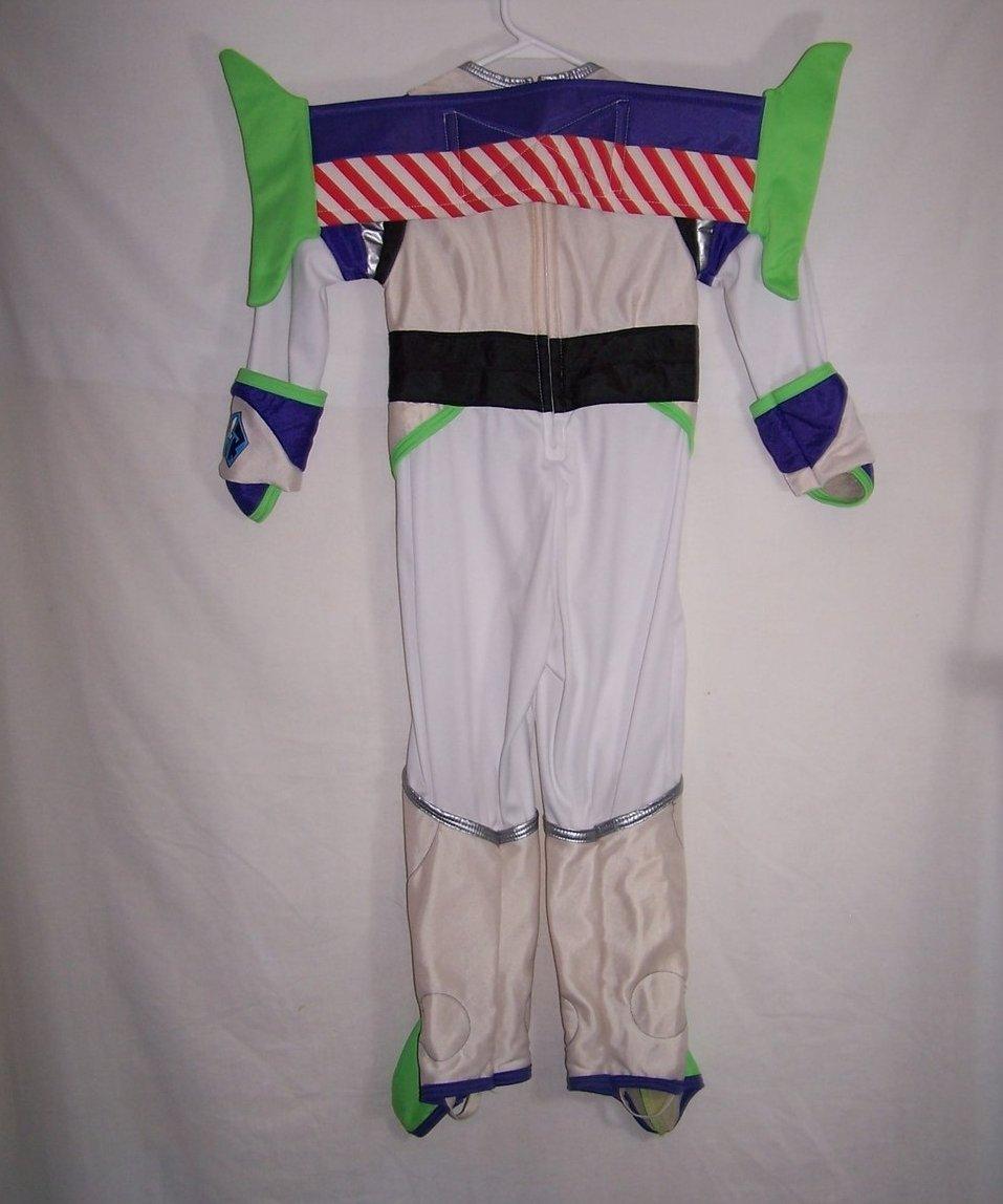 Image 1 of Buzz Lightyear Costume, Sz 4 to 6T, Disney
