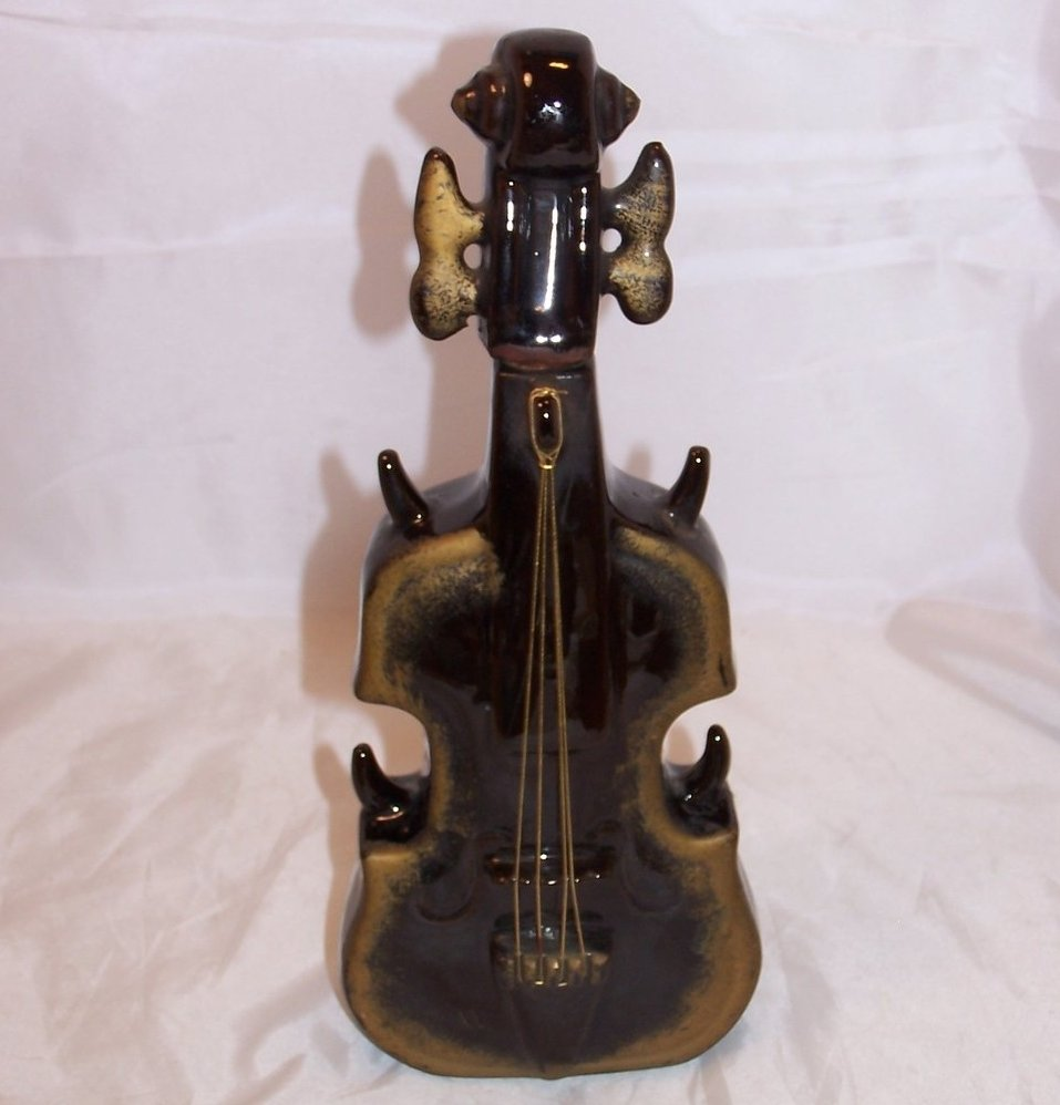 Violin Decanter Standing, Japan