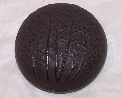 Image 0 of Cast Iron Tree Trinket Box, Paperweight