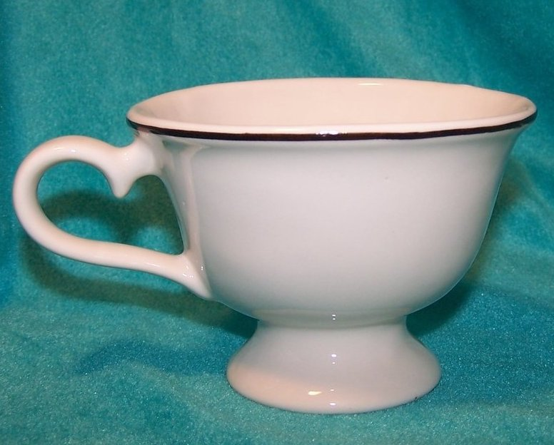 Image 3 of Baileys Irish Cream Cup w Winking Smiling Face, 1996