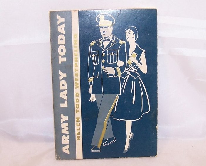 Army Lady Today, Rules of Conduct, 1959