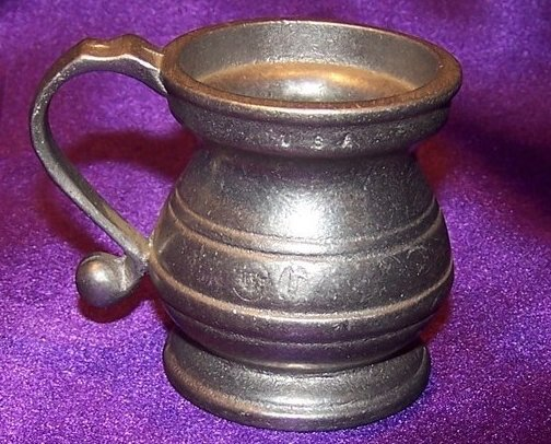 Image 1 of Armetale Tavern Mug, Cup, Wilton Brass Company, USA
