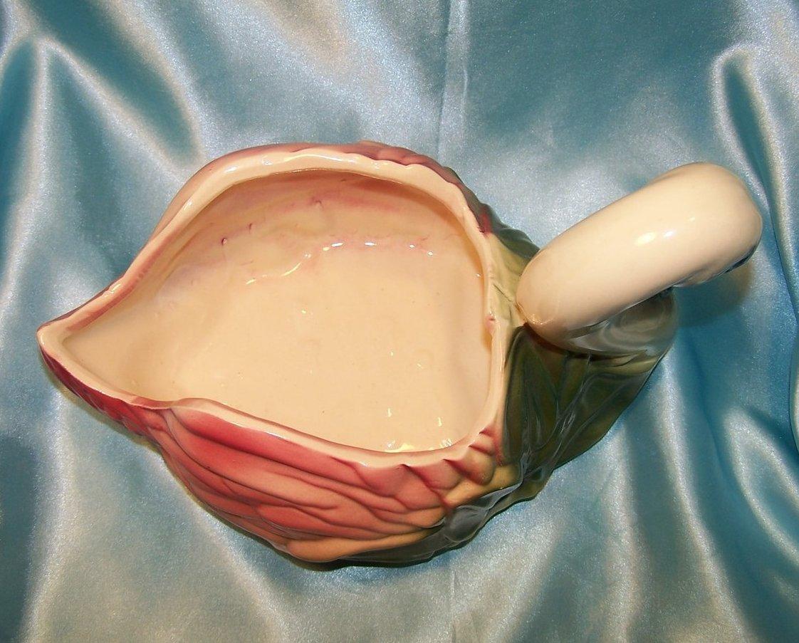 Image 3 of Graceful Swan Planter, USA