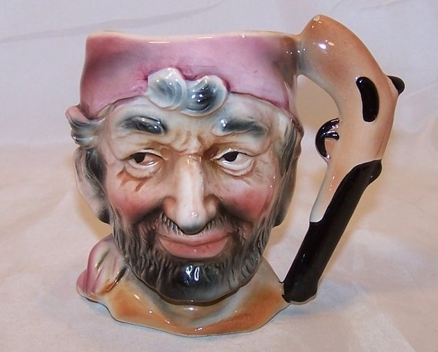 Pirate Mug, Cup with Gun Handle, Arnart Fifth Ave, 2225