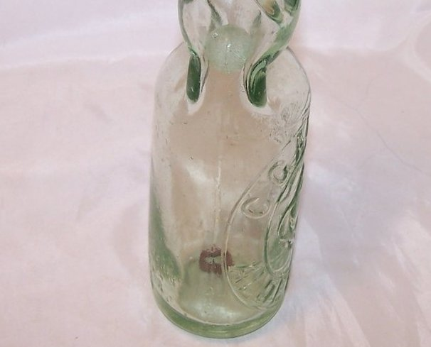 Image 3 of C Gatcum Aldershot, Hiram Codd Ball Stopper Bottle, Leeds and London