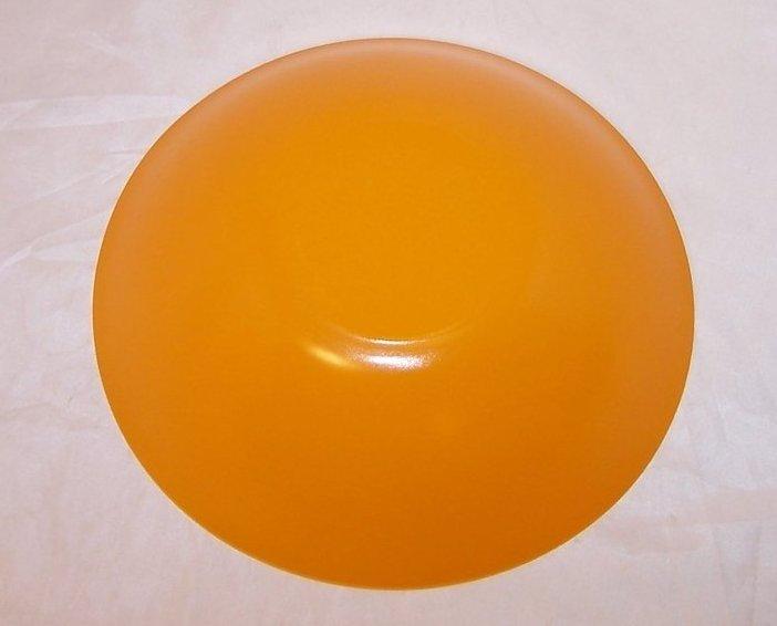 Image 1 of Soup Bowl, Luscious Lemon Yellow, ARC France