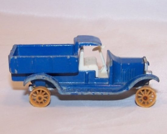 1919 T Ford, Efsi Die Cast Toy Car, Holland