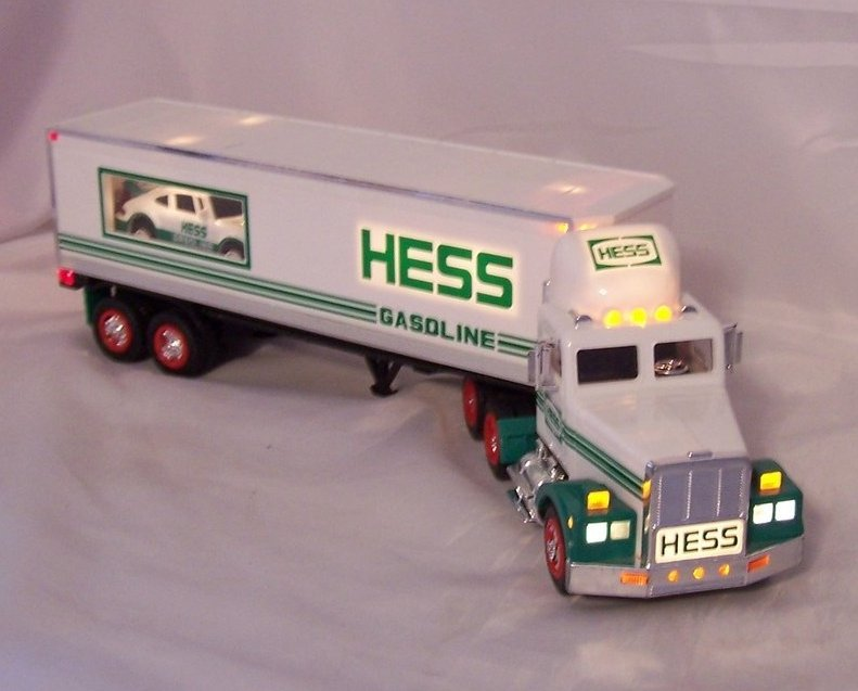 Hess Toy Race Car