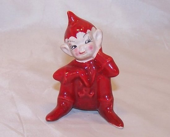 Pixie Gnome Dwarf Elf, California