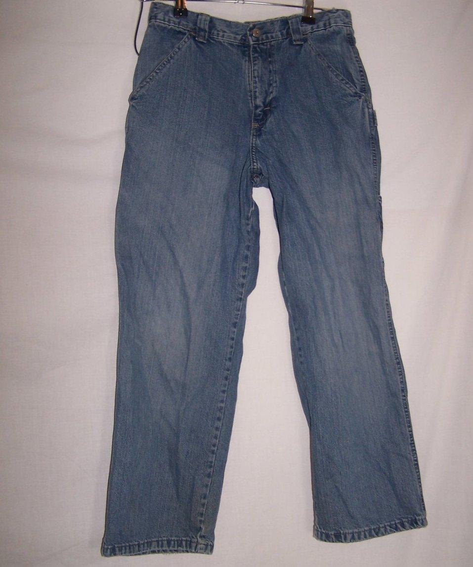 Boys Sz 14R, 14 Regular Carpenter Wrangler Jeans, Adjustable