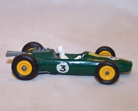 Lesney Lotus Racing Matchbox Series Die Cast Toy Car, 1966